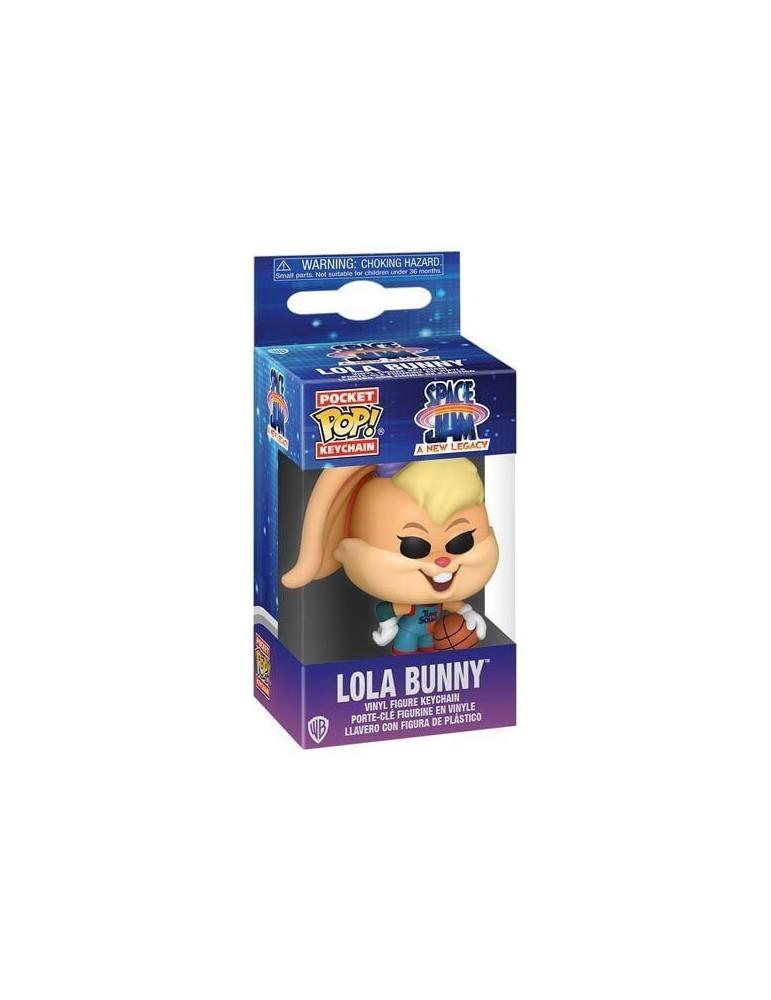 Space Jam 2 Pocket Pop Lola Bunny