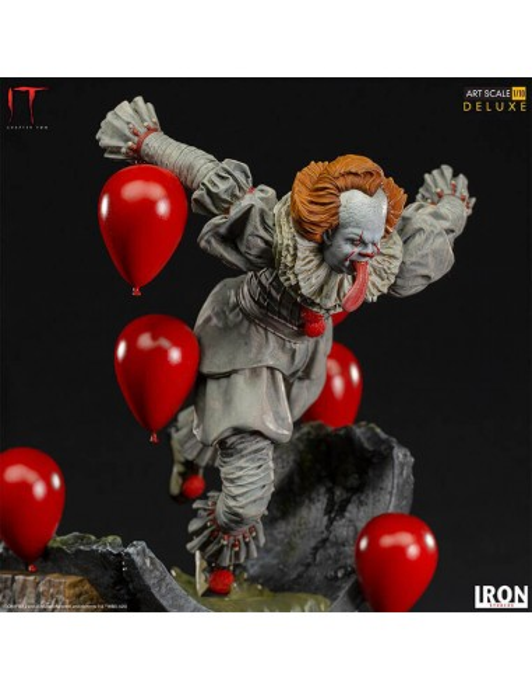 Ça : Chapitre 2 Statuette 1/10 Deluxe...