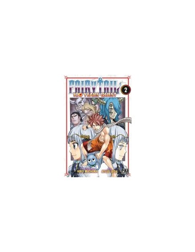 Fairy Tail - 100 Years Quest Tome 02