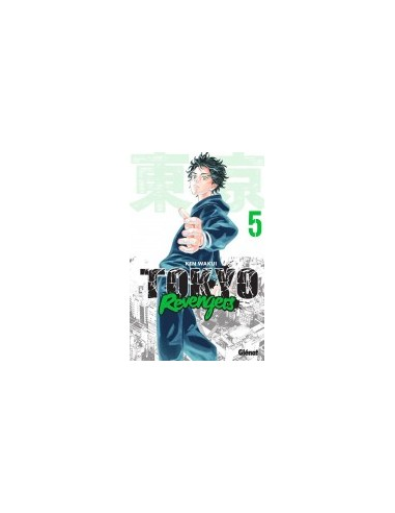 Tokyo Revengers Tome 05