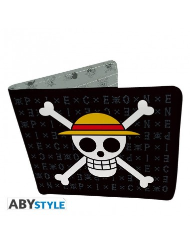 "ONE PIECE - Portefeuille ""Skull..."