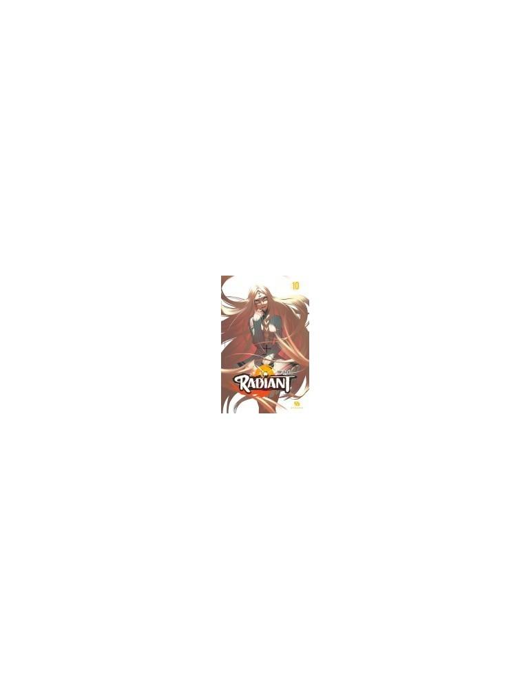 Radiant Tome 10