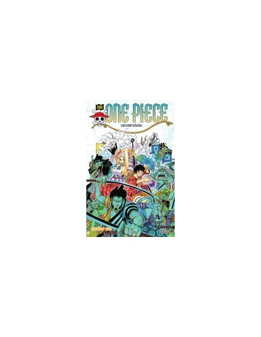 One Piece Tome 98