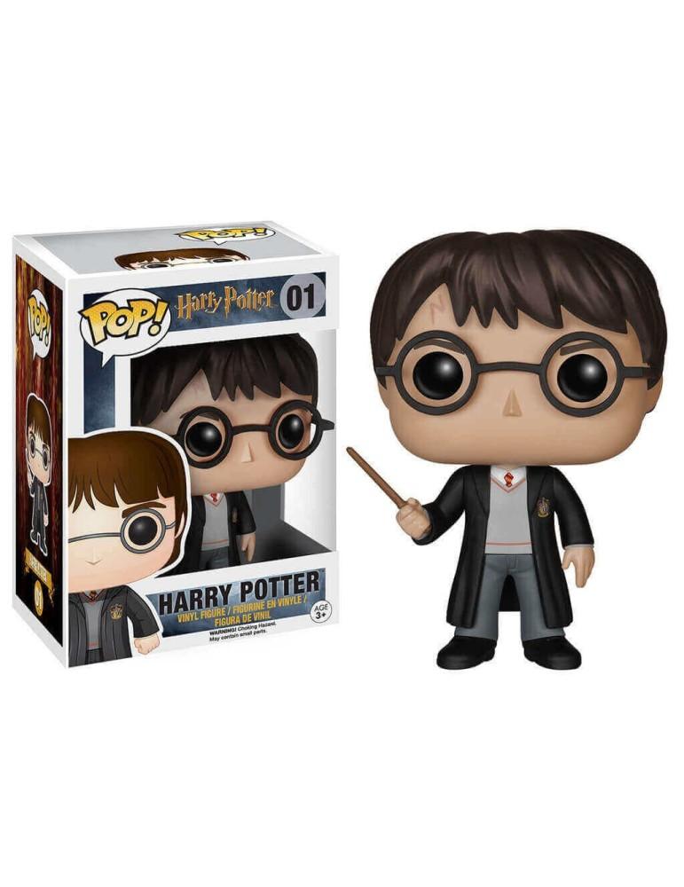 Harry Potter - Funko Pop 01 Harry Potter