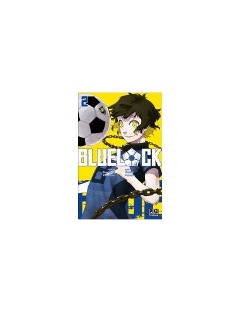 Blue Lock Tome 02