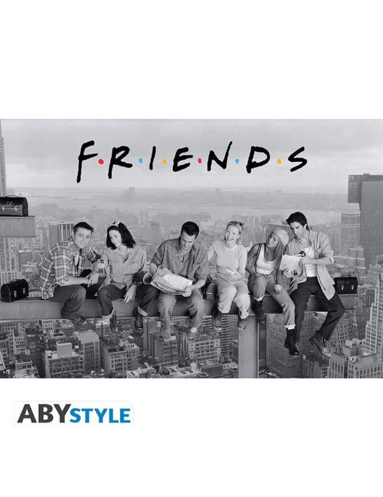 FRIENDS - Poster «Friends» roulé...