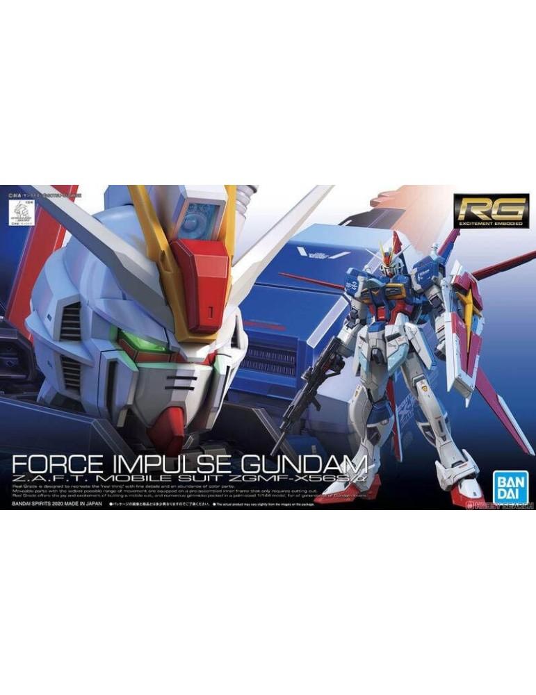 RG - Force Impulse Gundam (33 )