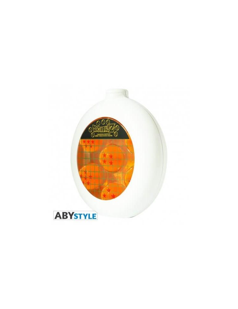 DRAGON BALL - Set Boules de cristal -...