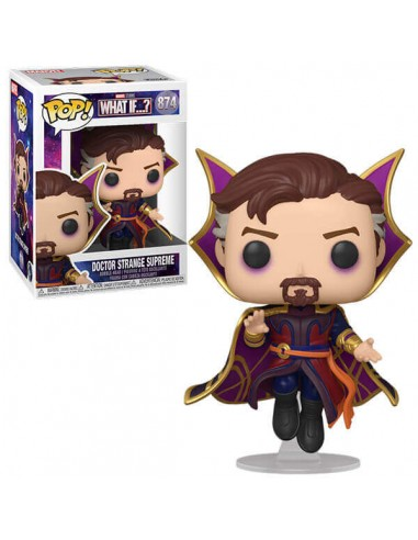 MARVEL - Funko Pop 874 What If Doctor...