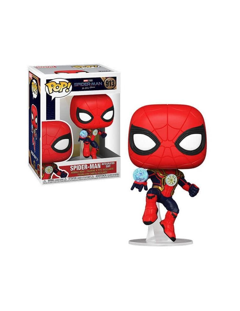 Marvel - Funko Pop 913 Spider-Man...