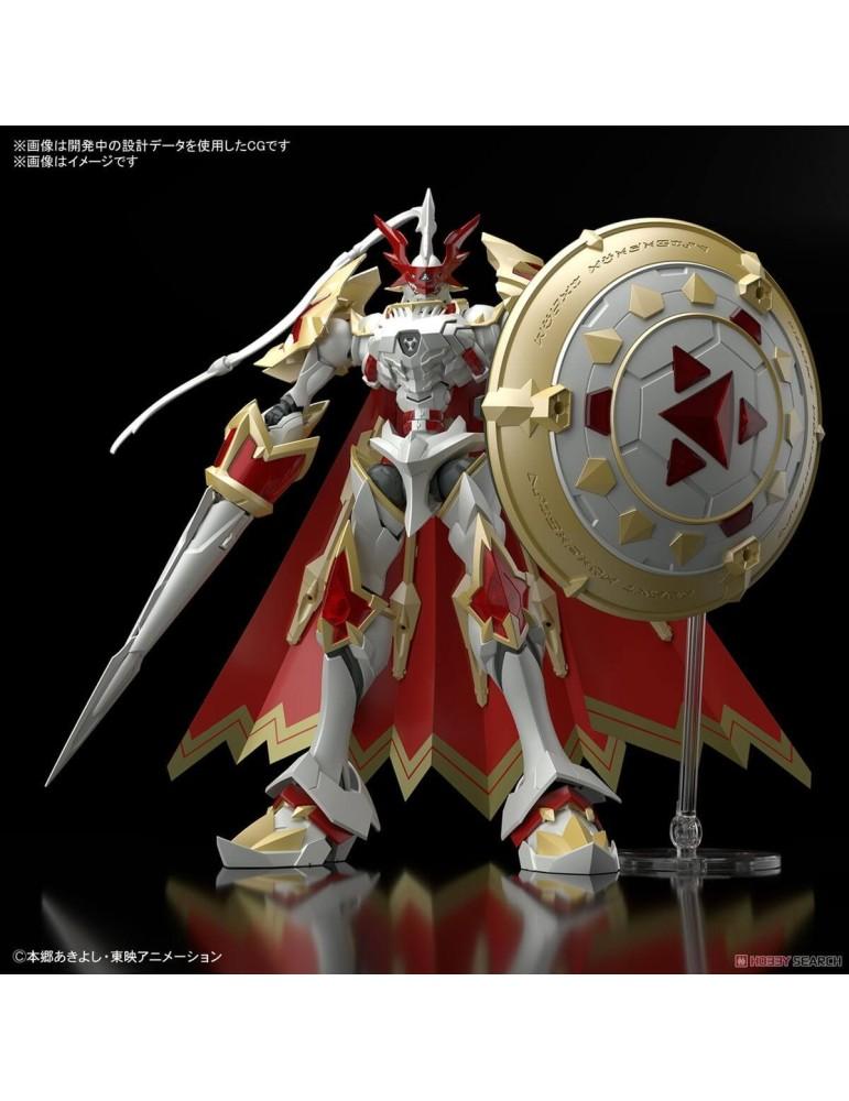 Digimon Figure-Rise Amplified Dukemon...
