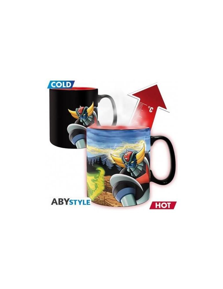 GRENDIZER - Mug Heat Change - 460 ml...