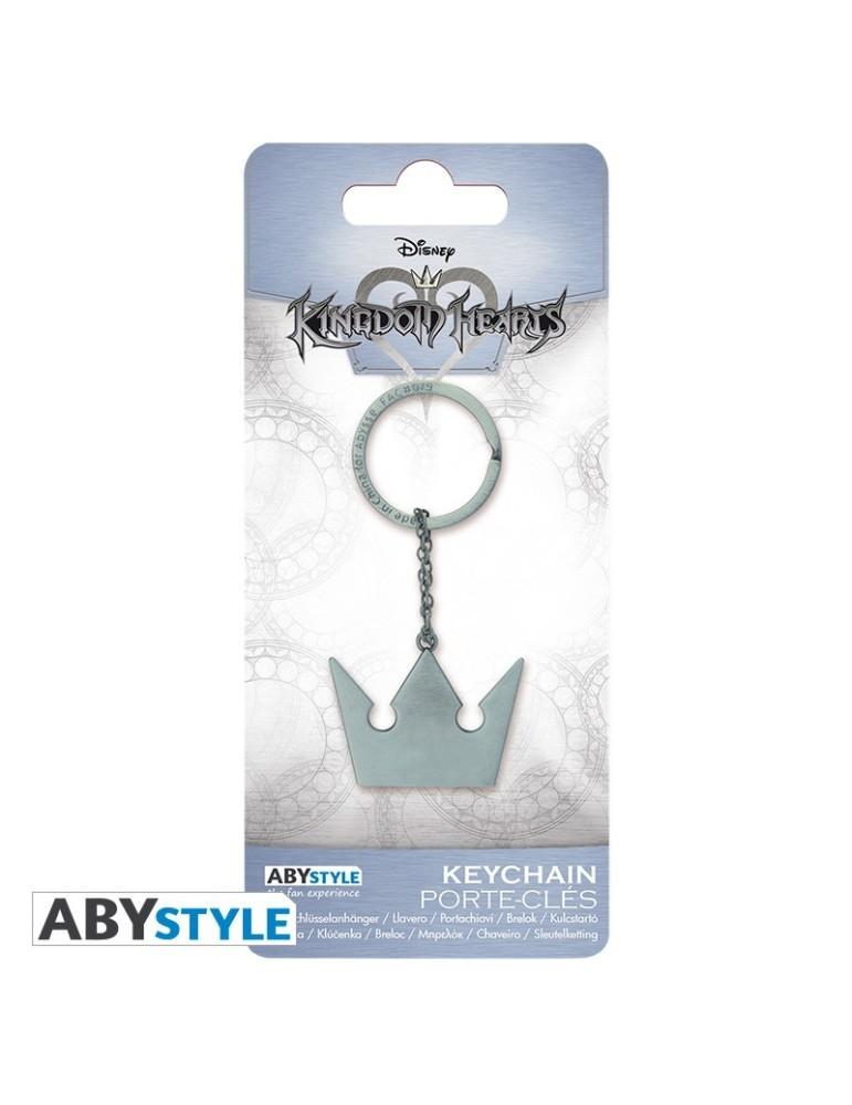 "KINGDOM HEARTS - Porte-clés ""Emblème..."