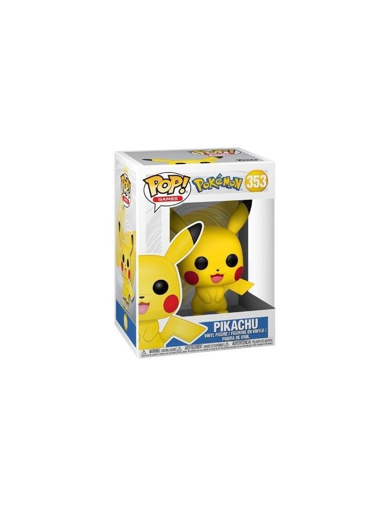 Pokemon - Funko Pop 353 Pikachu 9 cm