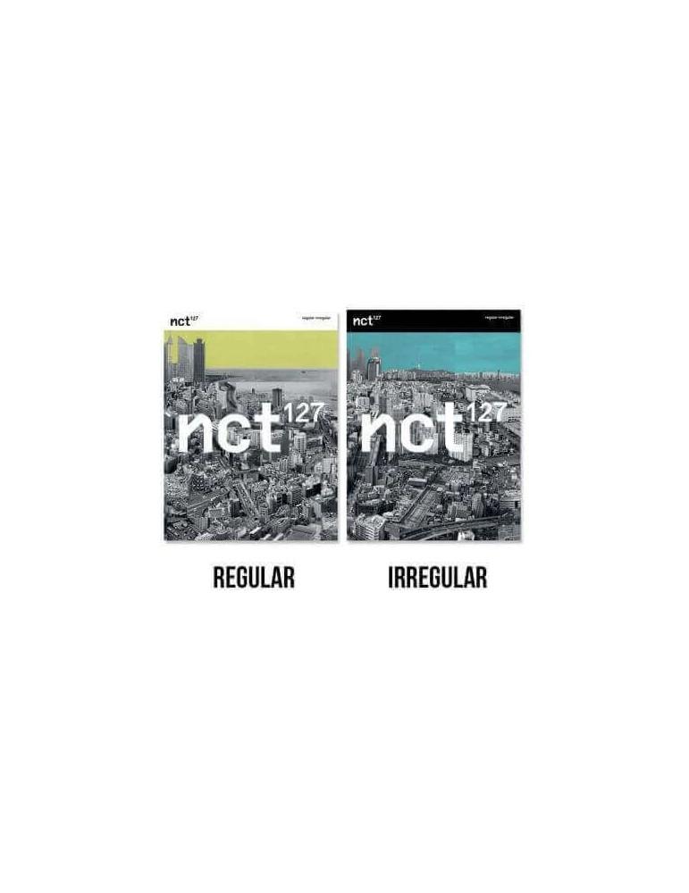 NCT 127  REGULAR IRREGULAR ( Version...