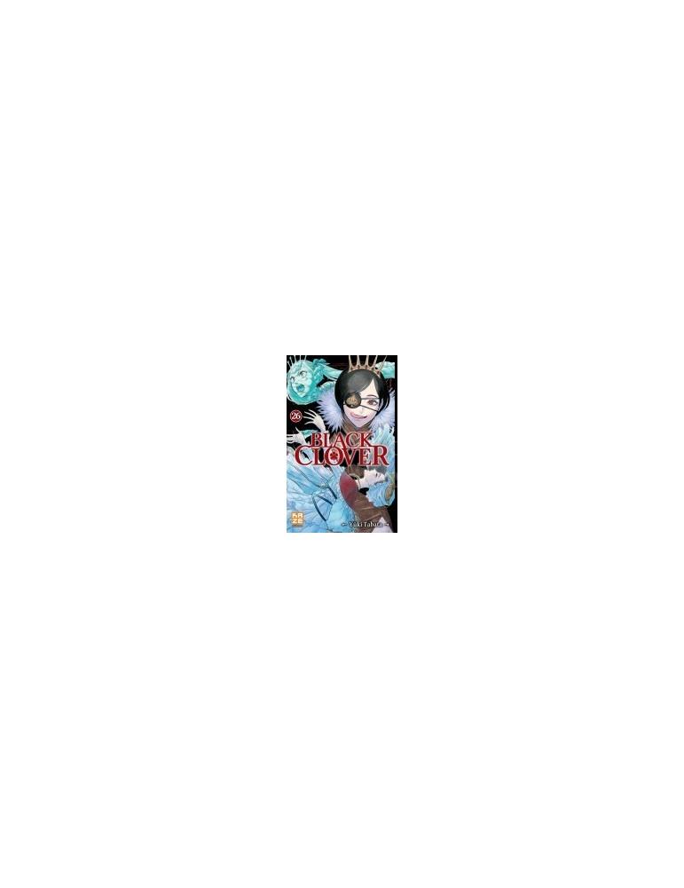 Black Clover Tome 26