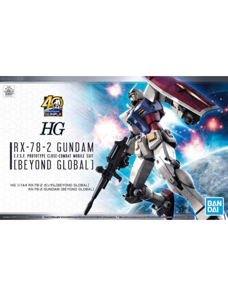 HG - RX-78-2 Gundam Beyond Global