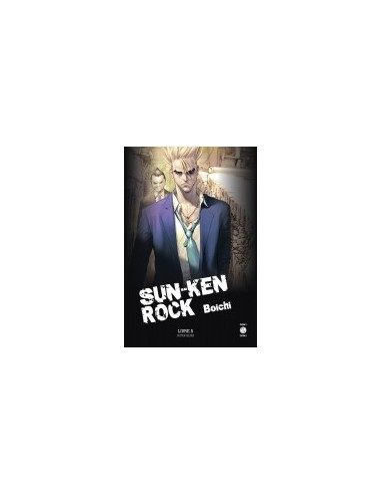 Sun Ken Rock Edition Deluxe Tome 05