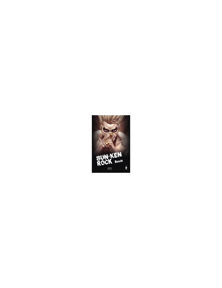 Sun Ken Rock Edition Deluxe Tome 06