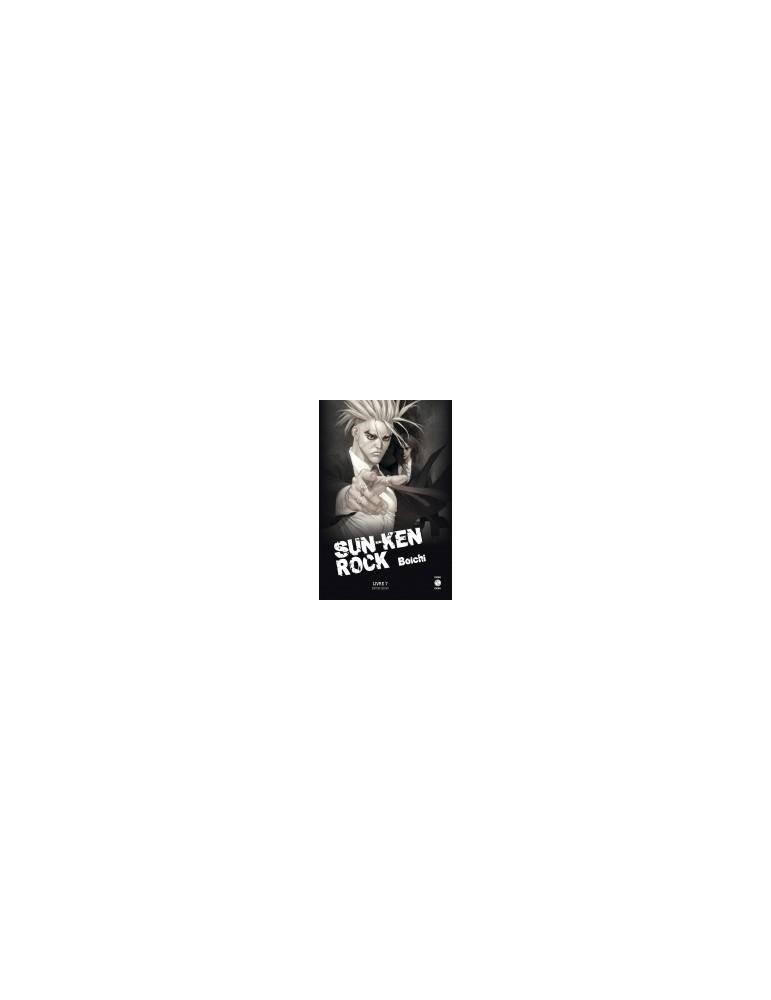 Sun Ken Rock Edition Deluxe Tome 07