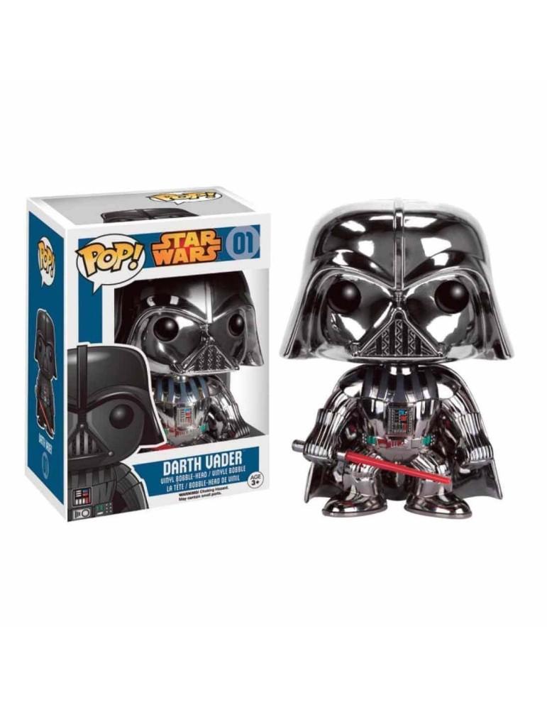 Star Wars - Funko Pop 01 Darth Vader...