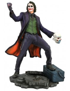 DC Comics Gallery : Dark Knight Movie - Figure Joker