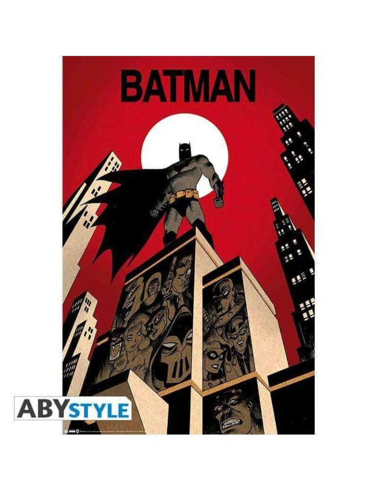"""DC COMICS - Poster """"Batman"""" roulé..."""