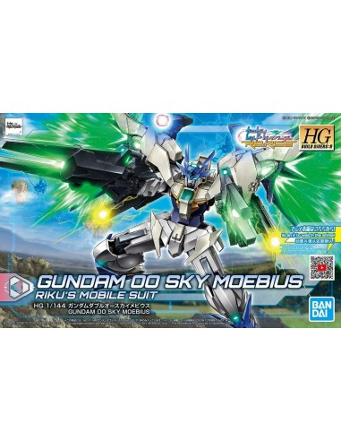 HG - OO Gundam Type New Ms Tentative...