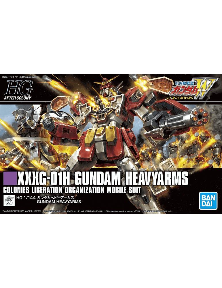 HG -  Gundam Heavyarms ( 236 )