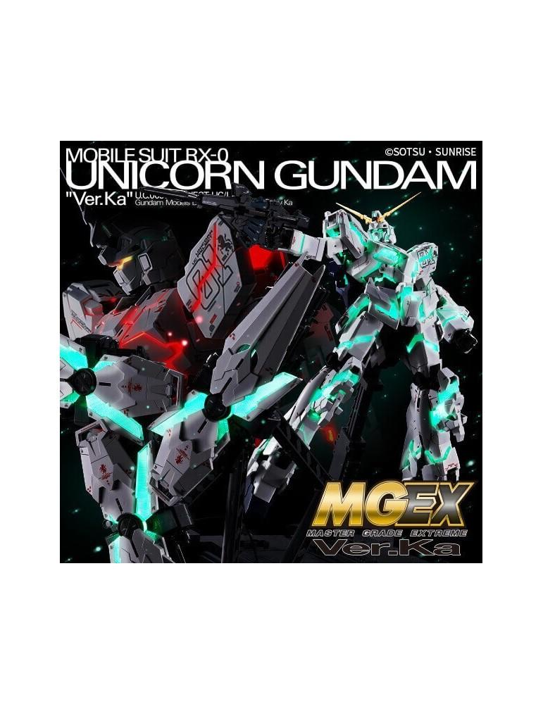 MGEX - Ver Ka Unicorn Gundam