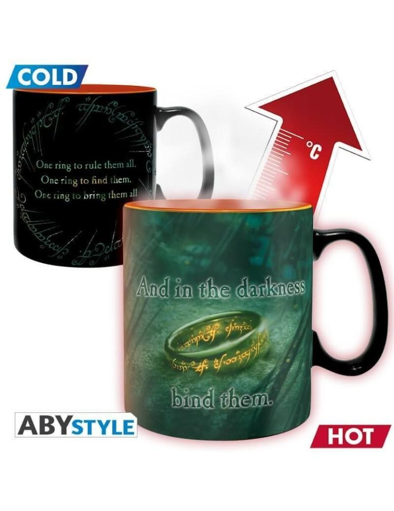 LORD OF THE RINGS - Mug Heat Change -...