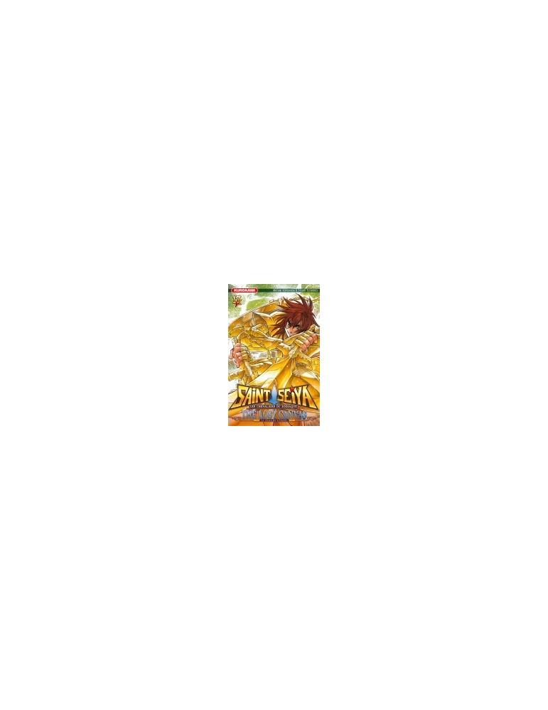 Saint Seiya The Lost Canvas Tome 17