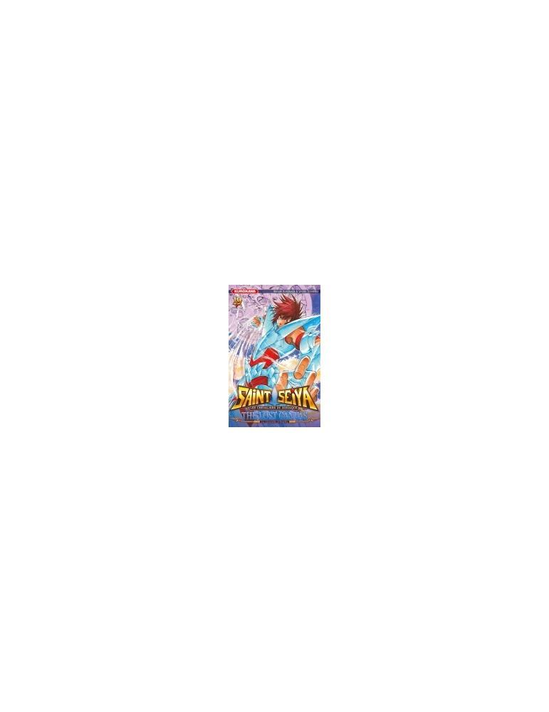 Saint Seiya The Lost Canvas Tome 19